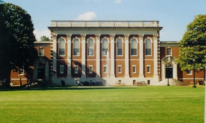 Mary-Helen-Cochran-Library-June-2003-Sweet-Briar-College-large Scholarship Opportunities to Continue Your Education