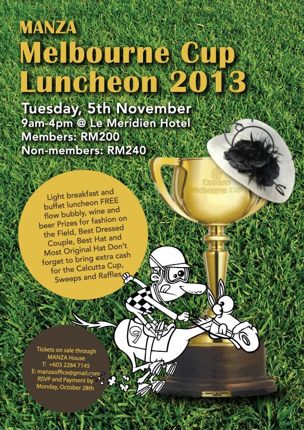 MelbourneCup2013_A4_FA-1 Melbourne Cup Is a Rich & Prestigious Horse Race that Stops a Nation