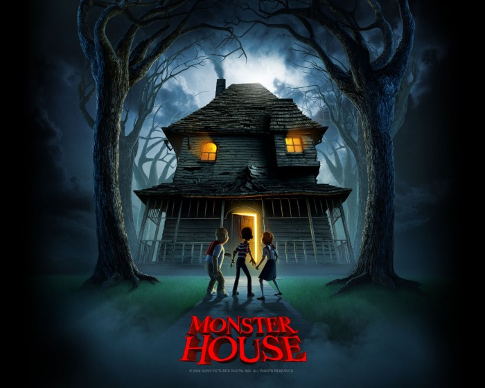 Monster_House1 Top 10 Best & Most Interesting Kids Halloween Movies of All Time