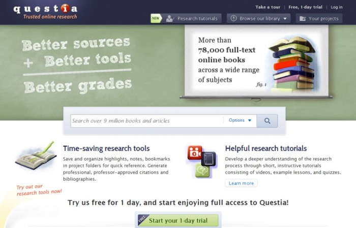 """New-Picture-12 Write the Best Research Paper & Get Better Grades with """"Questia"""""""
