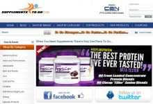 """Photo of Get All the Essential Nutrients for Your Body from """"Supplements to Go"""""""