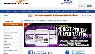 "Photo of Get All the Essential Nutrients for Your Body from ""Supplements to Go"""
