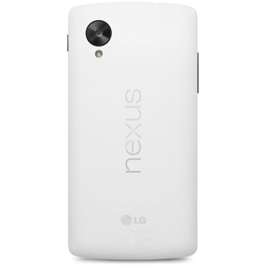 Nexus5_White Google Releases Its Nexus 5 that Is Powered by Android 4.4, KitKat
