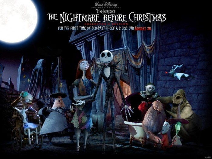 NightmareBeforeChristmasWallpaper800 Top 10 Christmas Movies of All Time