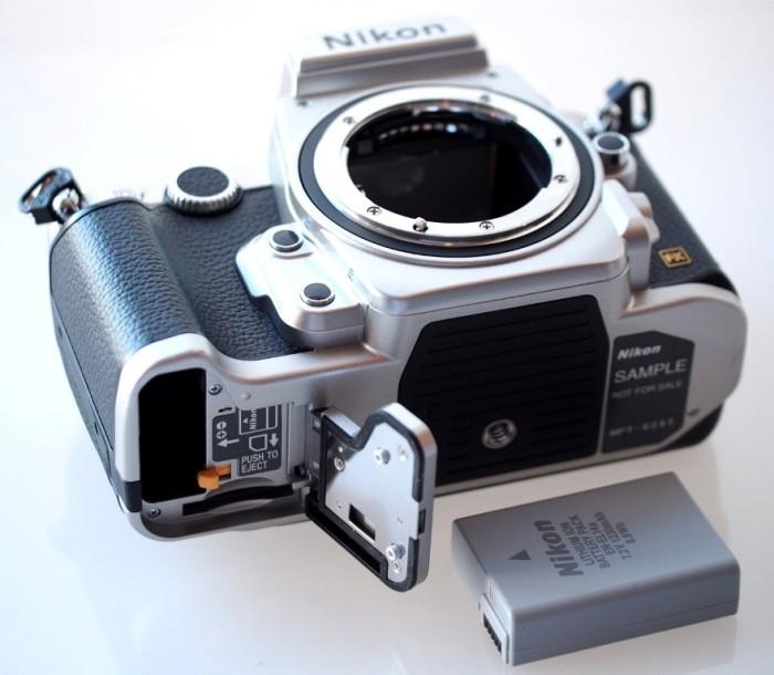 Nikon-Df-DSLR-Silver-14-Custom_1383594997 Nikon Df Camera As an Exceptional Combination Between the Classic Shape & Advanced Performance
