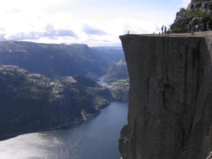 Norway_Preikestolen Adventure Travel Destinations to Enjoy an Unforgettable Holiday