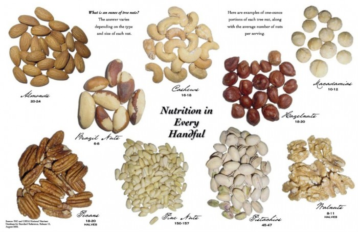 NutServings2 10 Types of Food to Provide You with Longevity & Good Health