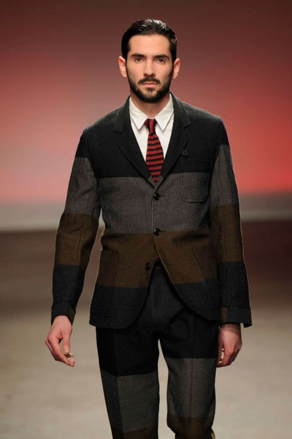 Oliver-Spencer-Fall-Winter-2013-2014-Collection-For-Men-28 75+ Most Fashionable Men's Winter Fashion Trends for 2019
