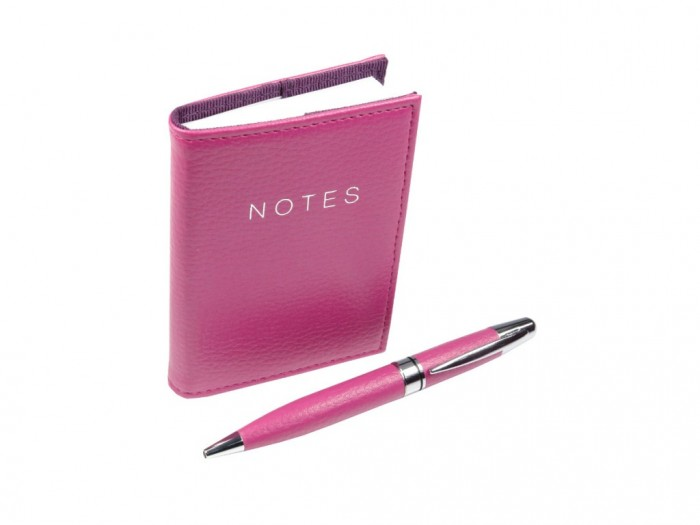 Pink-A7-Notebook-And-Pen-Set Do You Know How to Write a Novel on Your Own?