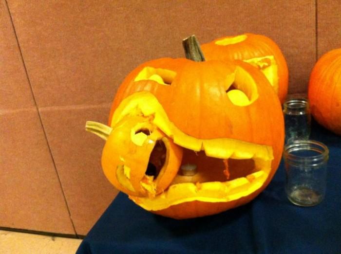 Pumpkin Top 60 Creative Pumpkin Carving Ideas for a Happy Halloween