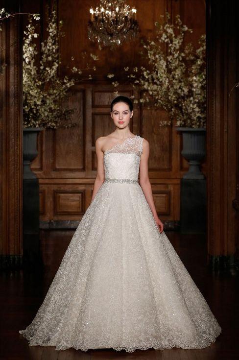 Romona-Keveza-Spring-2014-Wedding-Dresses 47+ Creative Wedding Ideas to Look Gorgeous & Catchy on Your Wedding