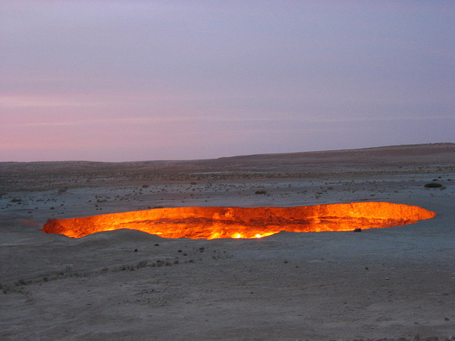 The-Door-to-Hell-Darvaz-7 The Door to Hell Is Open Now, Have You Ever Seen It?