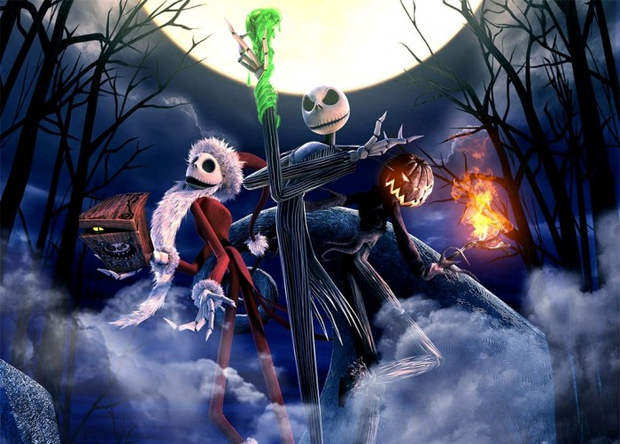 The-Nightmare-Before-Christmas-nightmare-before-christmas-227740_1024_768 Top 10 Christmas Movies of All Time