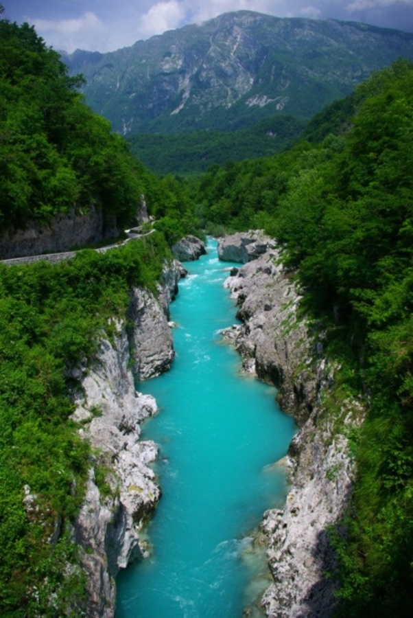 The-river-Soca-Slovenia Adventure Travel Destinations to Enjoy an Unforgettable Holiday