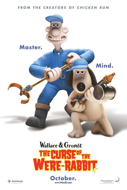 Wallace_and_gromit_the_curse_of_the_were_rabbit-poster Top 10 Best & Most Interesting Kids Halloween Movies of All Time