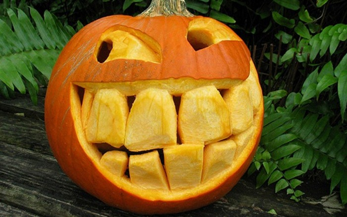 Wallpaper Top 60 Creative Pumpkin Carving Ideas for a Happy Halloween