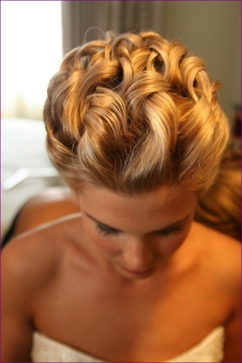 Wedding-Hairstyles-2014-2013-1 47+ Creative Wedding Ideas to Look Gorgeous & Catchy on Your Wedding