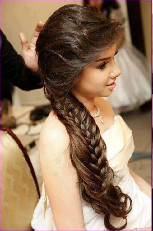 Wedding-Hairstyles 47+ Creative Wedding Ideas to Look Gorgeous & Catchy on Your Wedding