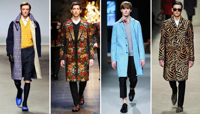 Winter-Fashionable-Men's-Coats-2014-trends 75+ Most Fashionable Men's Winter Fashion Trends Expected for 2021