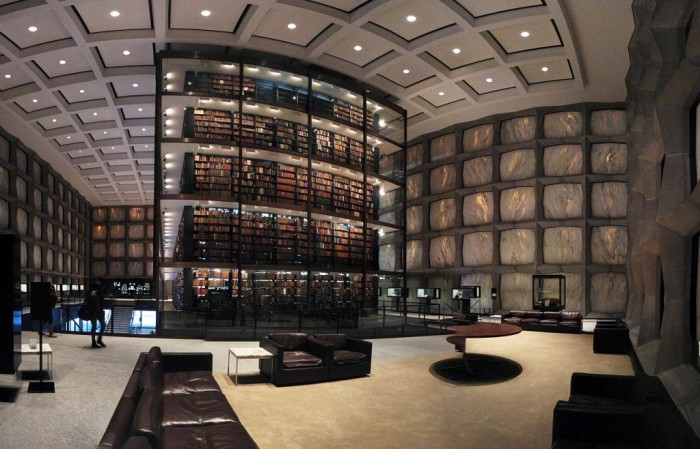 Yale_Universitys_Beinecke_Rare_Book_and_Manuscript_Library Scholarship Opportunities to Continue Your Education
