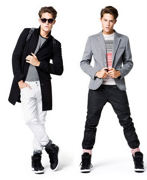 2014 winter fashion trends for men to look fashionable handsome pouted online magazine Winter cloth fashion style