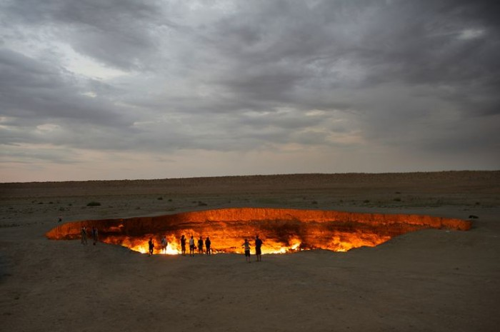 a42b949c98258cebdad59265ef96b125 The Door to Hell Is Open Now, Have You Ever Seen It?