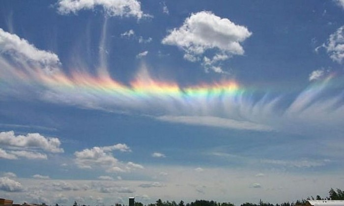 a8eab65c726736e973da5f6af02c3442 Weird Fire Rainbows that Appear in the Sky, Have You Ever Seen Them?