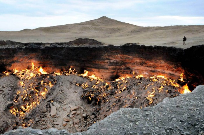 ad_120946199 The Door to Hell Is Open Now, Have You Ever Seen It?