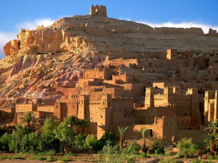 ait-benhaddou Adventure Travel Destinations to Enjoy an Unforgettable Holiday