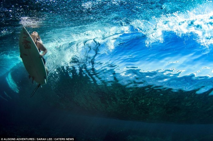 article-2343789-1A60B947000005DC-597_964x641 70 Stunning & Thrilling Photos for the Biggest Waves Ever Surfed