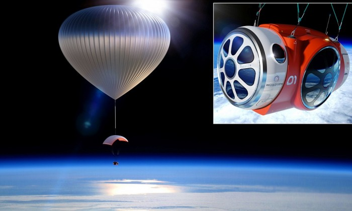 article-2472674-18EAC43800000578-278_1024x615_large Space Tourism Starts Soon at Affordable Prices through Balloon Trips
