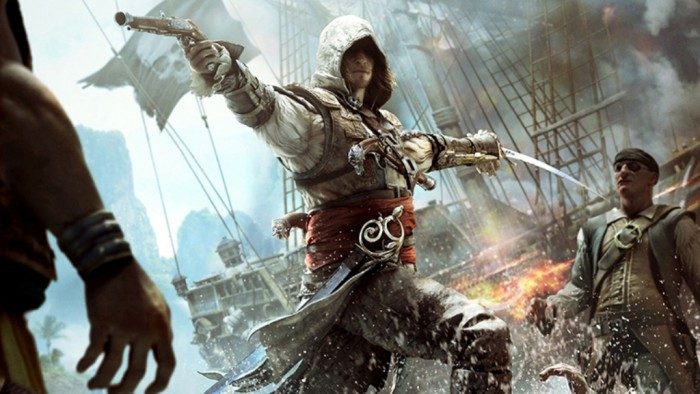 assassins-creed-4-black-flag1 Top 15 PS4 Games for Unprecedented Gaming Experience