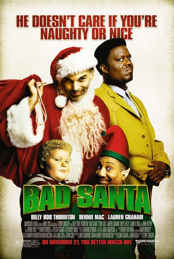 bad-santa-xlg Top 10 Christmas Movies of All Time
