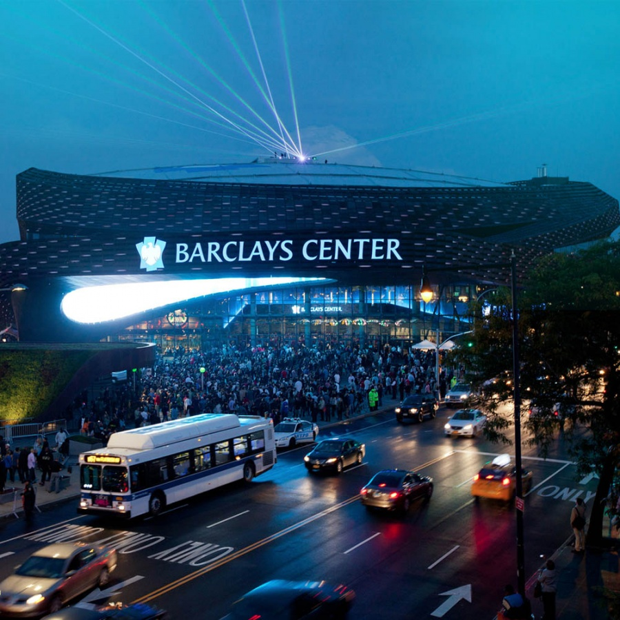 barclay Barclays Center Is the Best Place to Enjoy Spending a Good Time