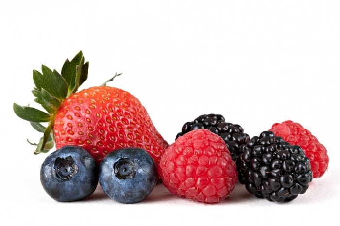 berries 10 Types of Food to Provide You with Longevity & Good Health