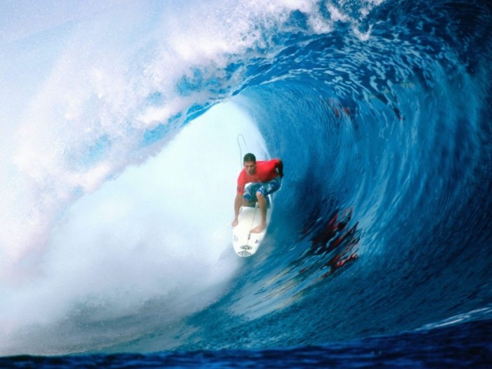 bigwave3 70 Stunning & Thrilling Photos for the Biggest Waves Ever Surfed