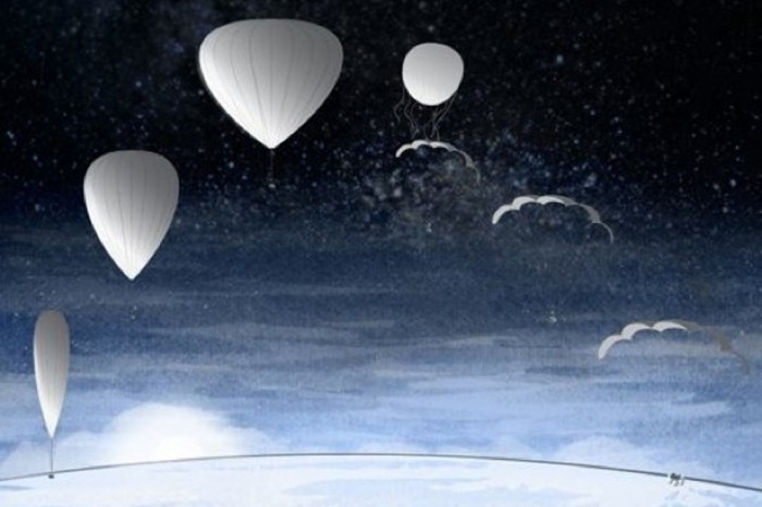 bloon1 Space Tourism Starts Soon at Affordable Prices through Balloon Trips