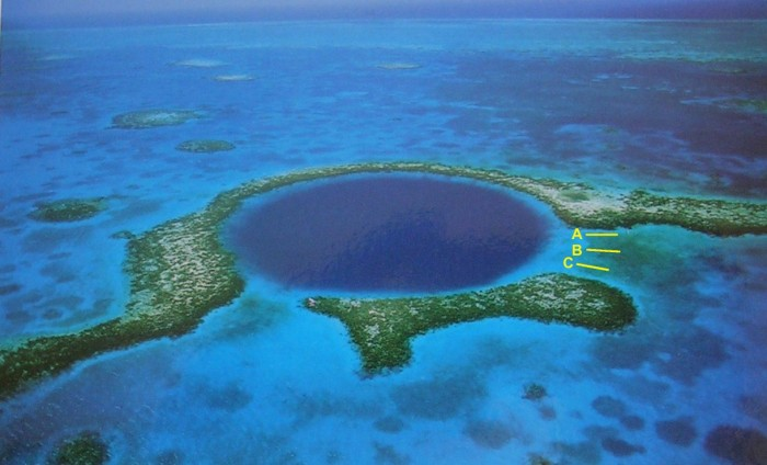 blue_hole_lighthouse_atoll Weird Blue Holes That Are Magnets for Divers Around the World