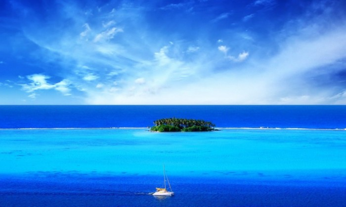 blue_sea_wallpaper_2-wide Magnificent and Breathtaking Blue Waves that Glow at Night