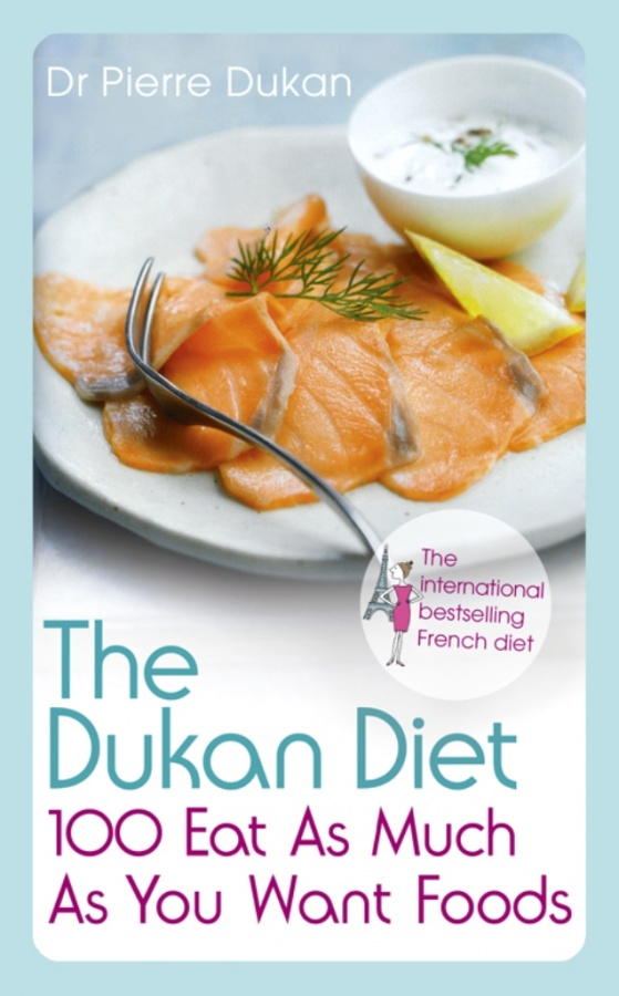 """book_100foods Put an End for Being Overweight Forever with """"Dukan Diet"""""""