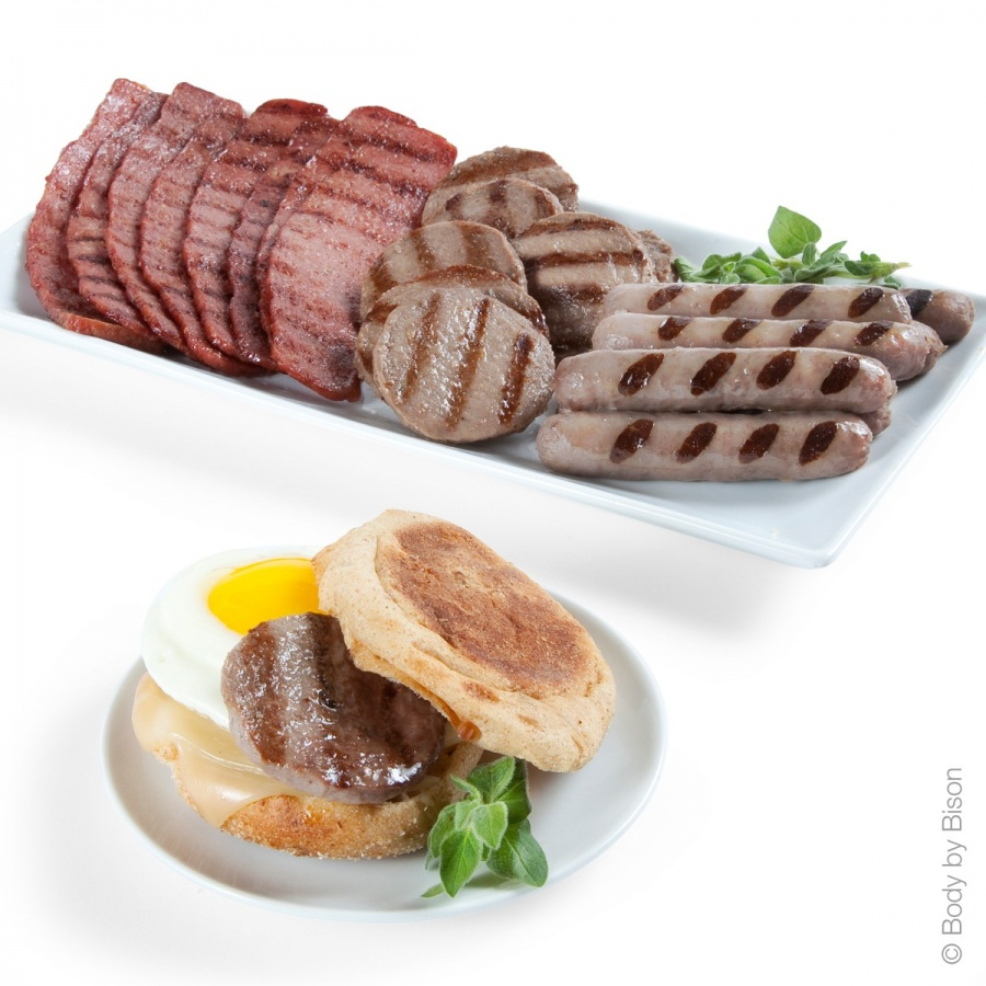 breakfast_sausage_combo Enjoy Losing Weight Without Being Deprived of Steak, Burger Or Hot Dog