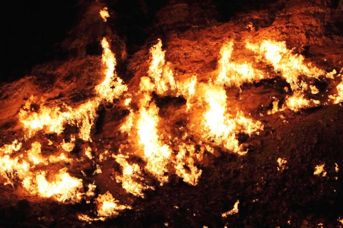 breath-of-the-dragon-at-the-door-to-hell The Door to Hell Is Open Now, Have You Ever Seen It?