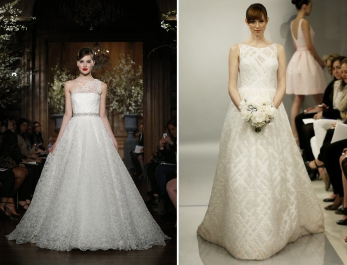 bridal-market-spring-2014-trends.full_ 47+ Creative Wedding Ideas to Look Gorgeous & Catchy on Your Wedding