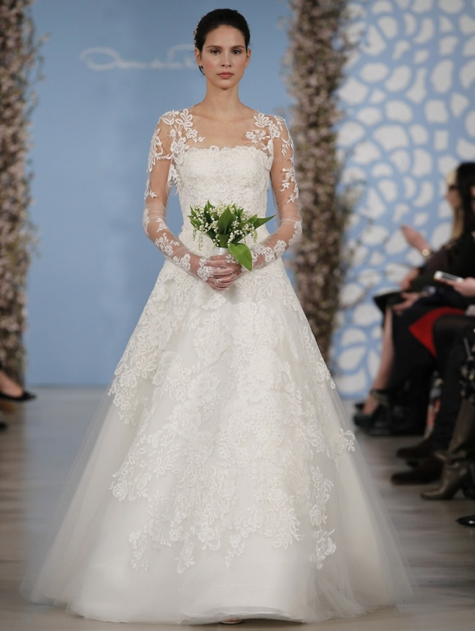 bridaltrends_chantilly 47+ Creative Wedding Ideas to Look Gorgeous & Catchy on Your Wedding