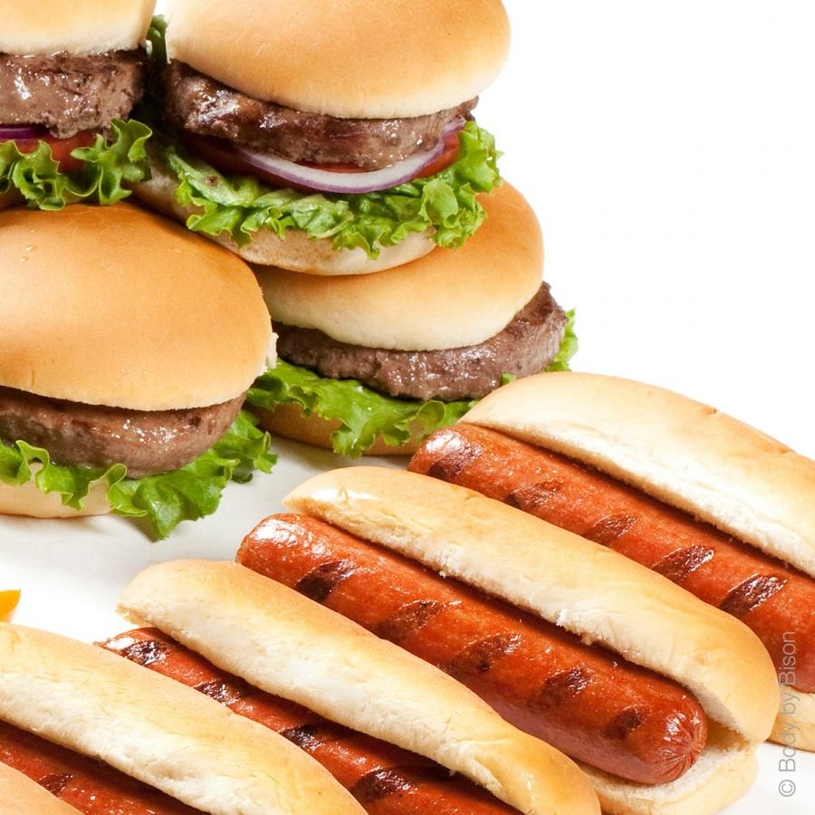 burgerhotdogcombo Enjoy Losing Weight Without Being Deprived of Steak, Burger Or Hot Dog