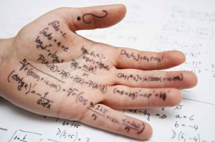 cheating-hand Unbelievable & Creative Methods for Cheating on Exams