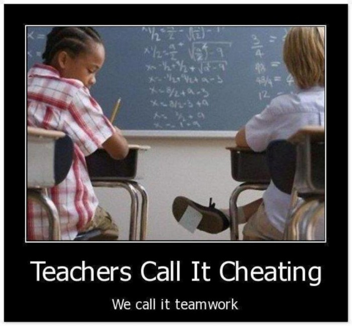 cheating2 Unbelievable & Creative Methods for Cheating on Exams
