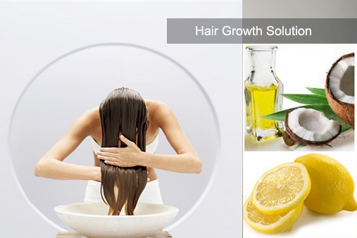 coconut-oil-lemon 9 easy and simple home remedies for curing hair dandruff