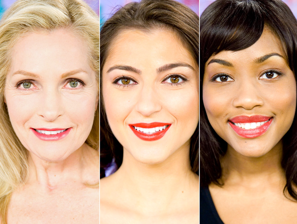 different-shades-of-women1 Learn How To Choose Colors Of Makeup Which Suits Your Skin Tone