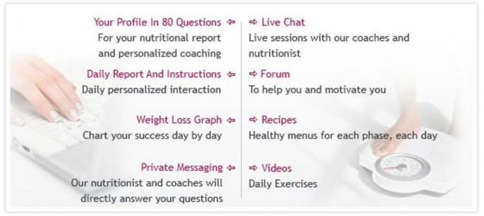 "dukan-coaching-slim-coaching-tools-chart Put an End for Being Overweight Forever with ""Dukan Diet"""